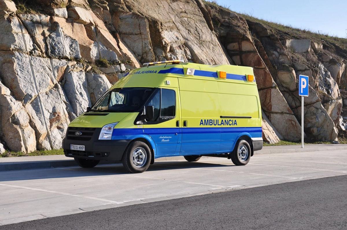 Ambulancias en Ourense