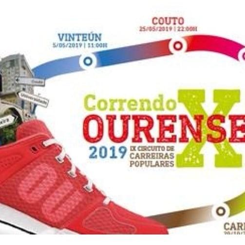 Correndo por Ourense