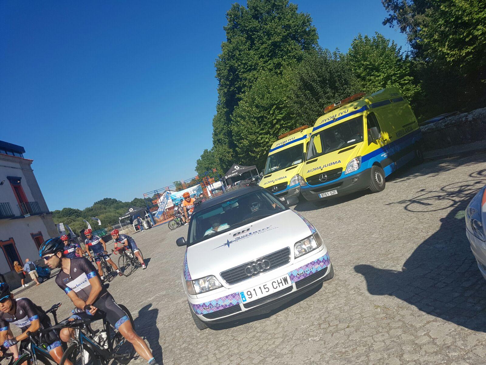 Campeonato Galicia ciclismo categoría máster