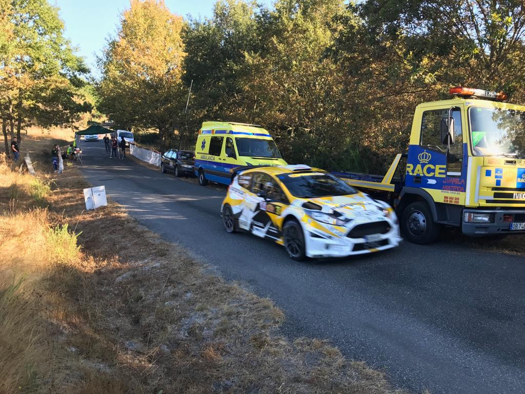 Rallye Ourense Ribeira II