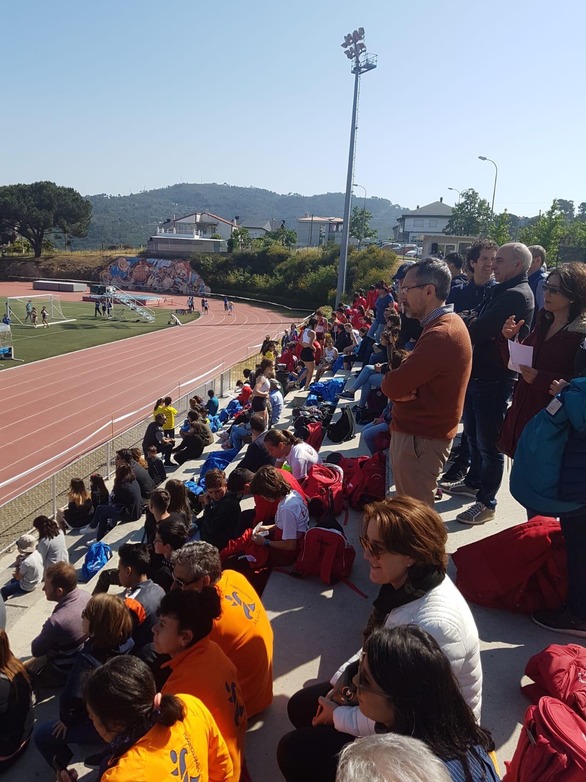 Campeonato Atletismo