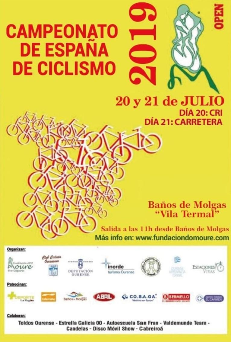 Campeonato de España de Ciclismo