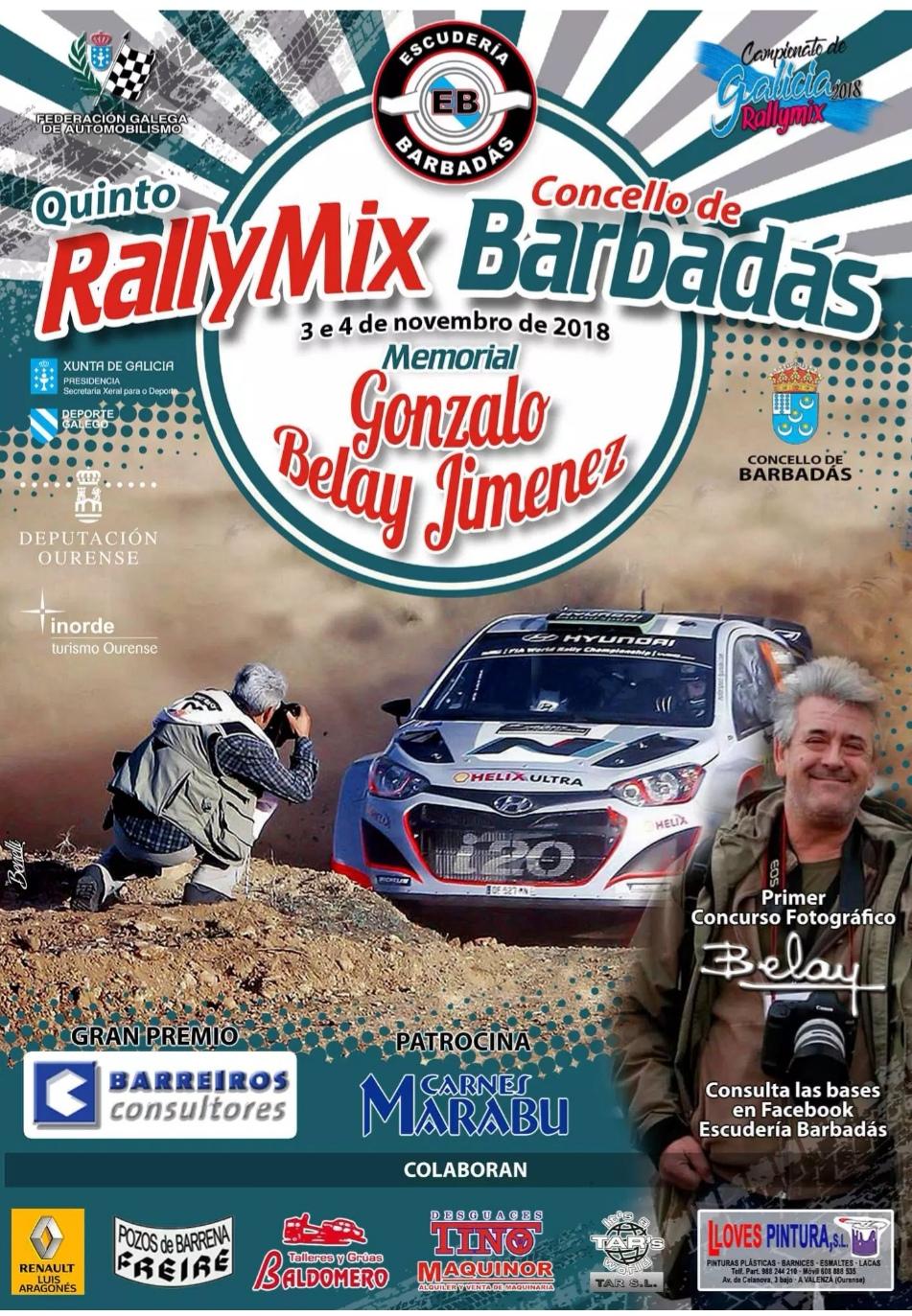 Quinto RallyMix