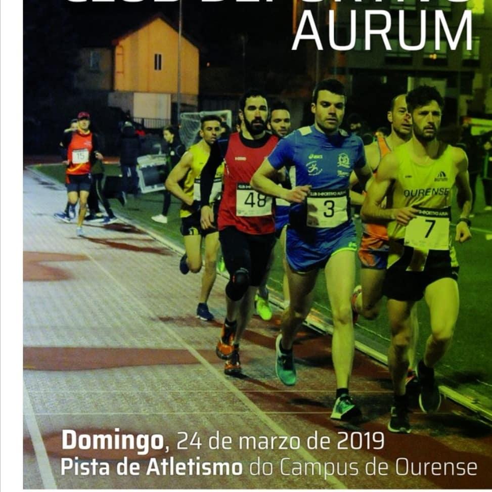AURUM, Atletismo