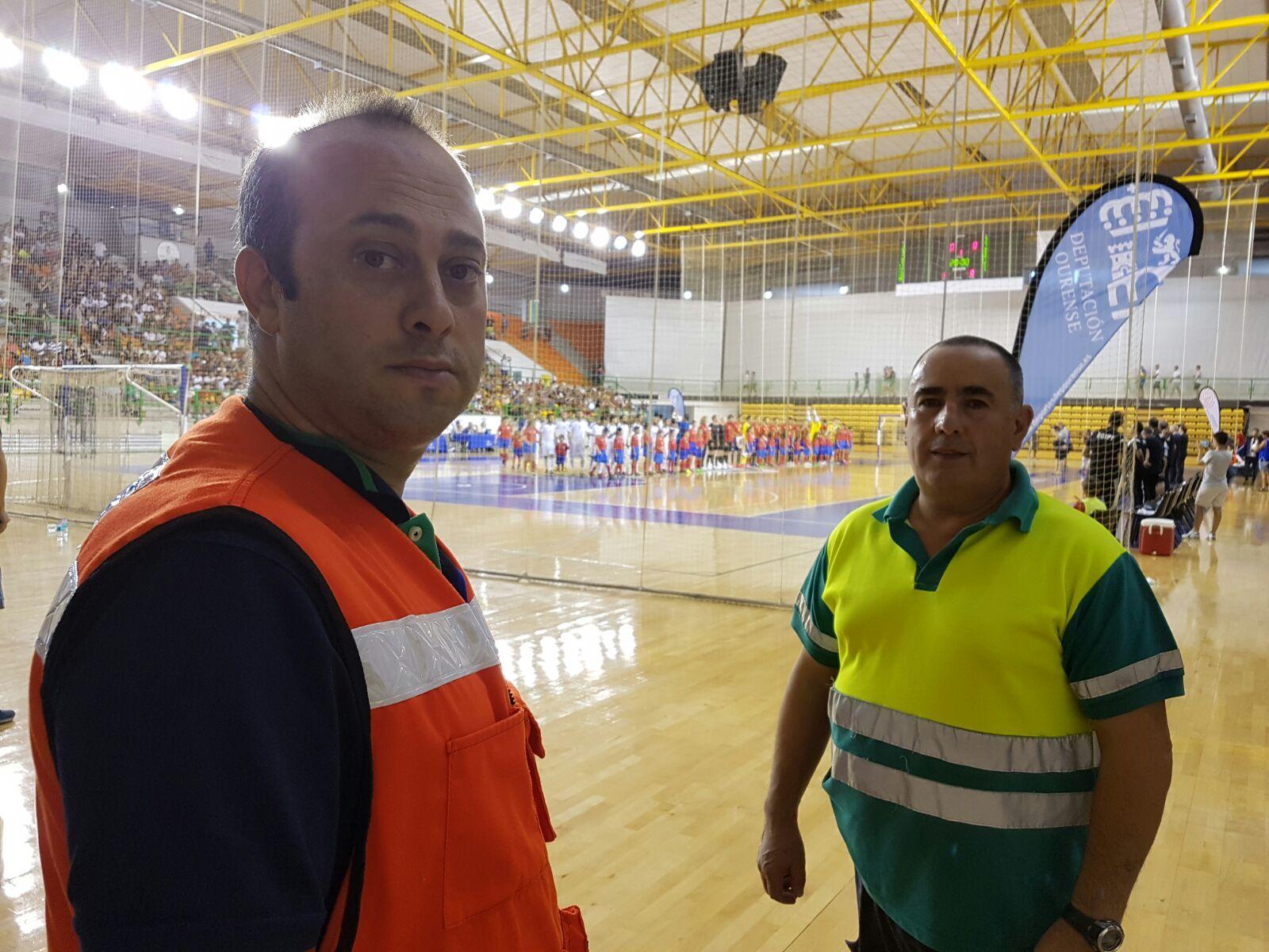 Evento deportivo Selección Española de Futbol Sala