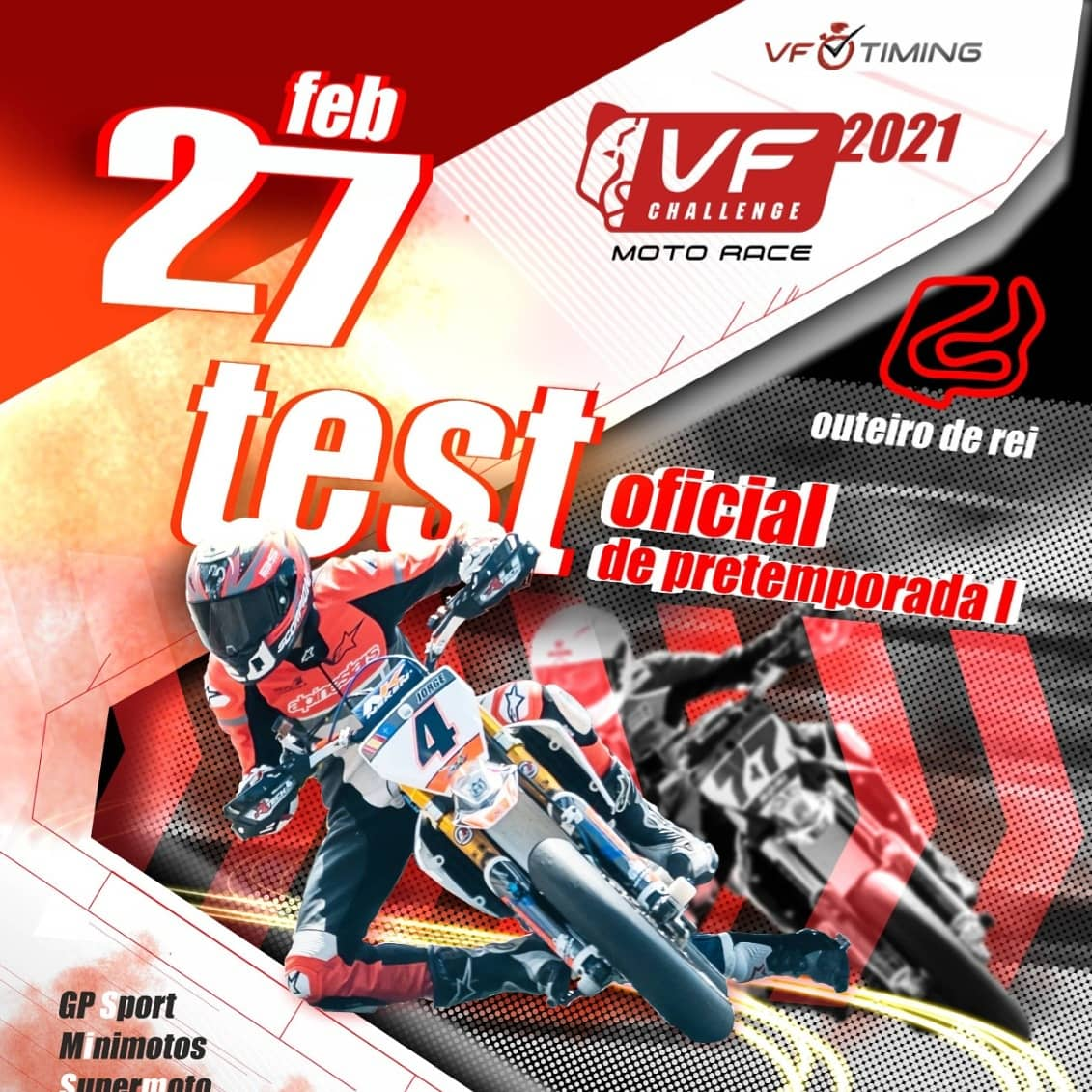 VF Challenge Moto Race