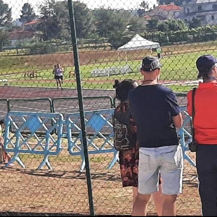 Atletismo en Monterrei