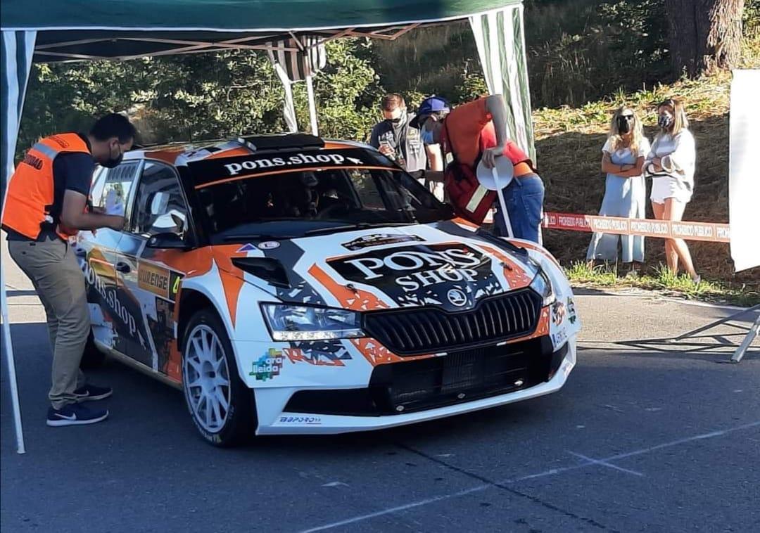 Rallye Ourense