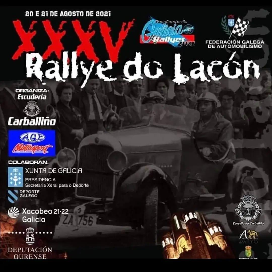 XXXV Rallye do Lacón