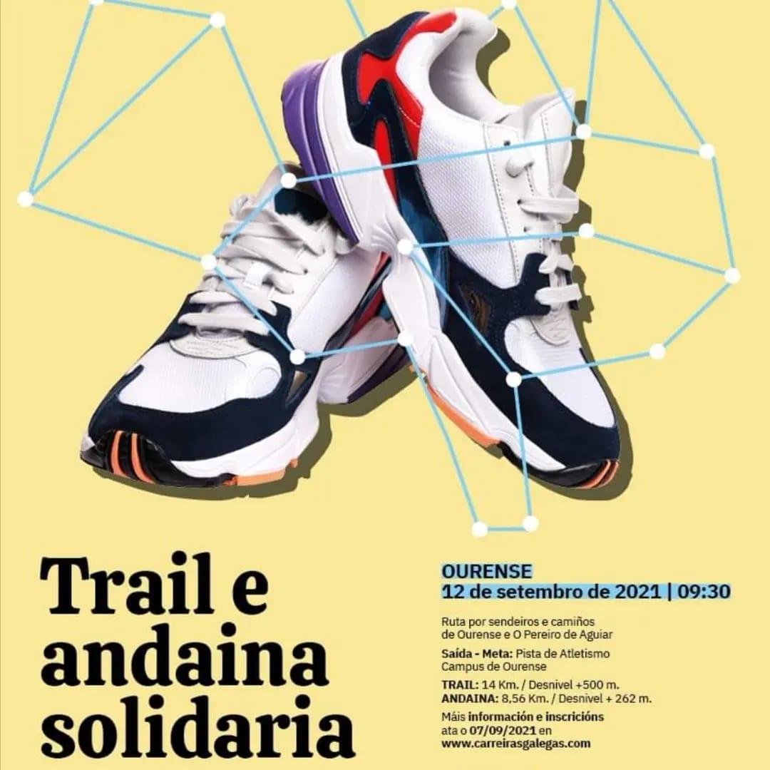Trail y andaina solidaria