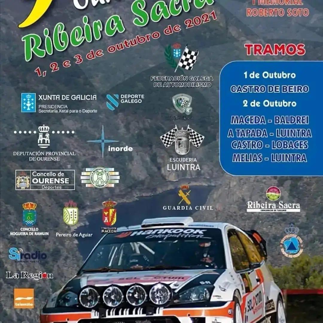 Rallye Ribeira Sacra