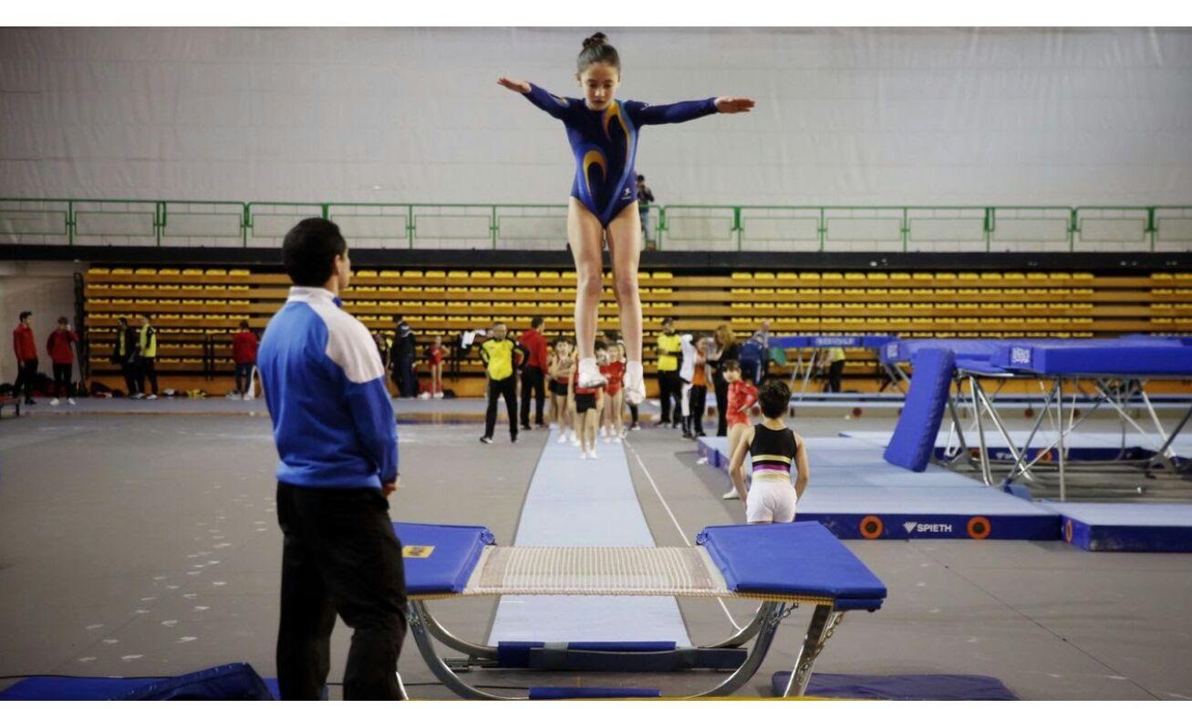 IX Campeonato Gallego Ximnasia Trampolín