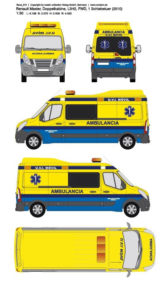 Ambulancias Bande en constante mejora