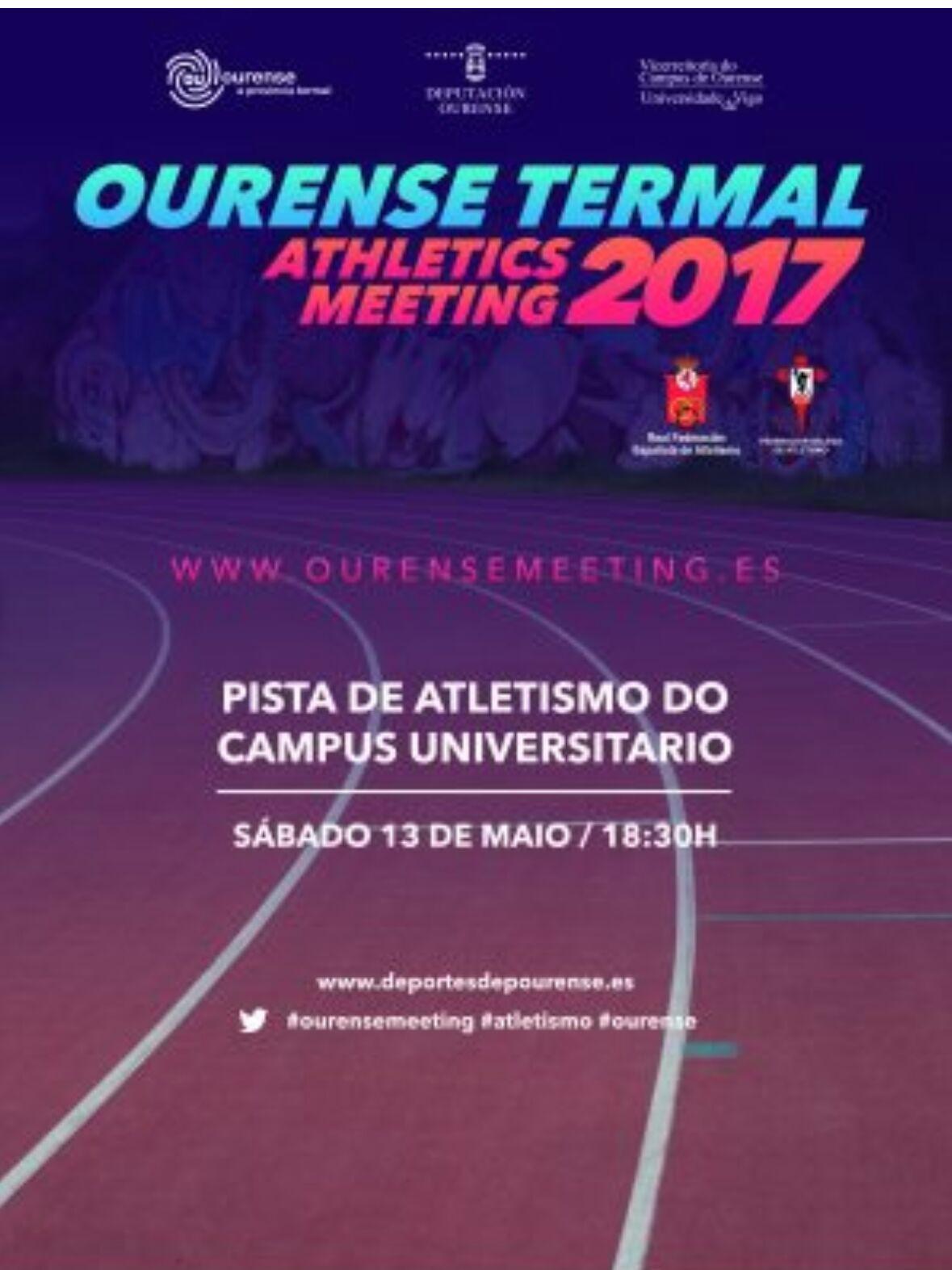 Ourense Termal dde Atletismo