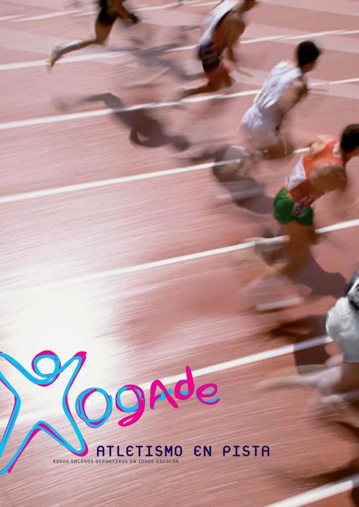 Atletismo en pista