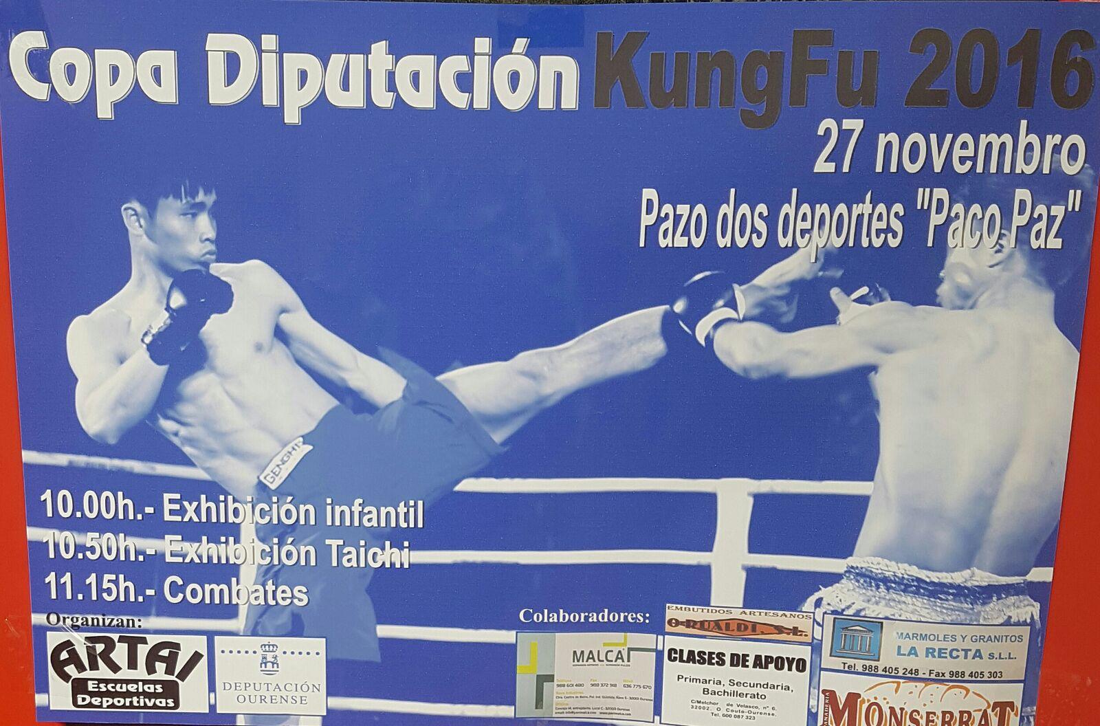 Copa Diputación de Kungfu
