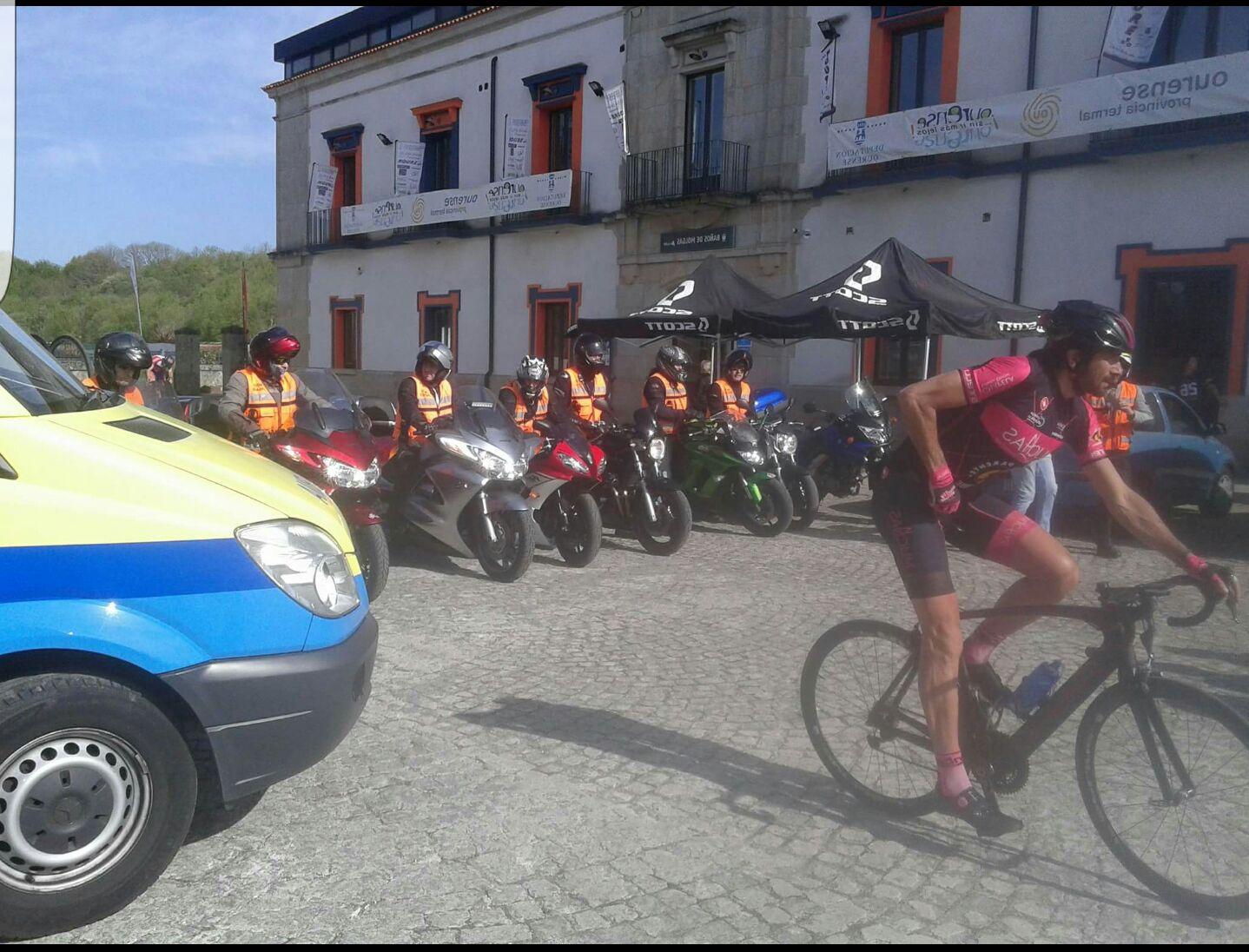 BTT Baños de Molgas