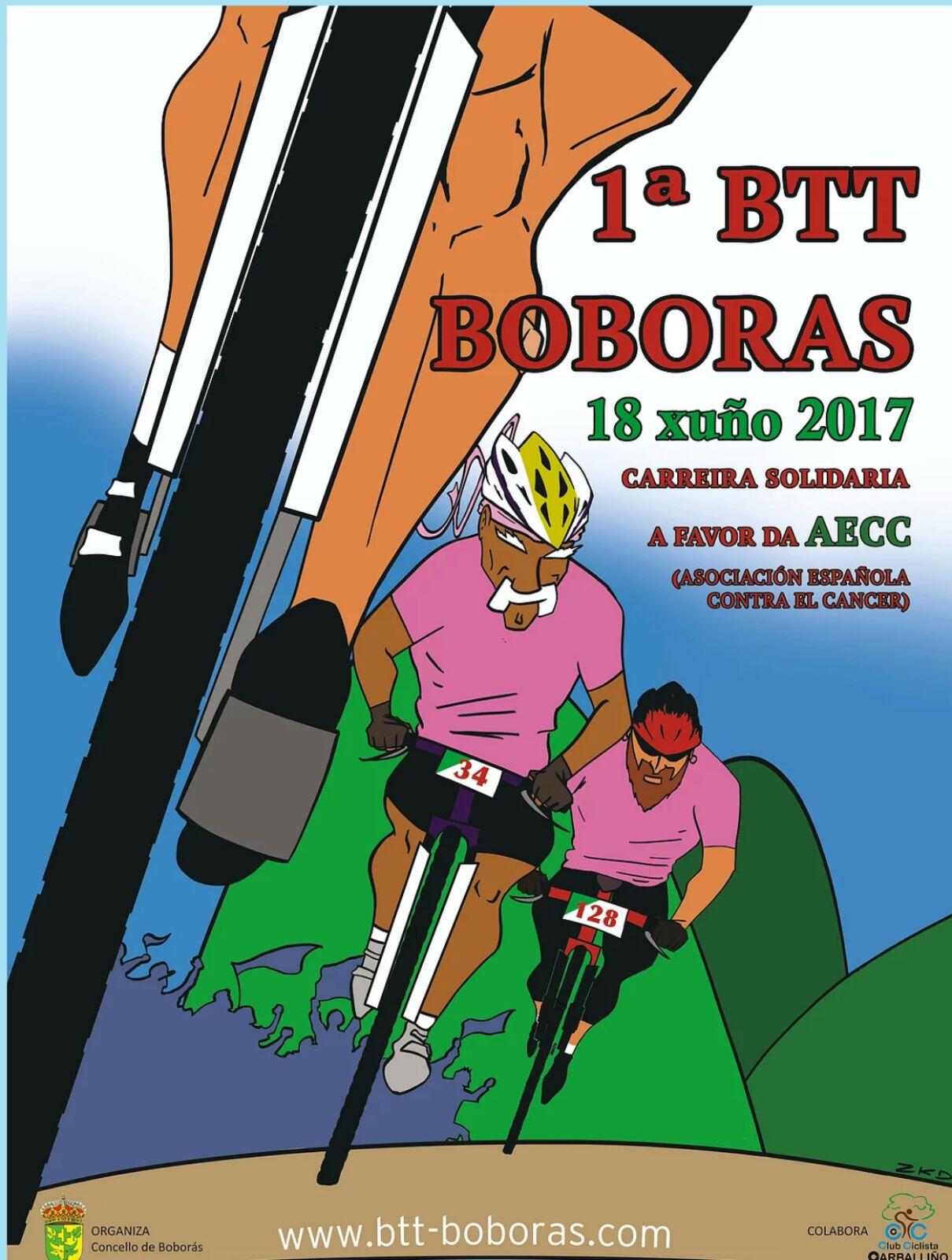 BTT BOBORAS