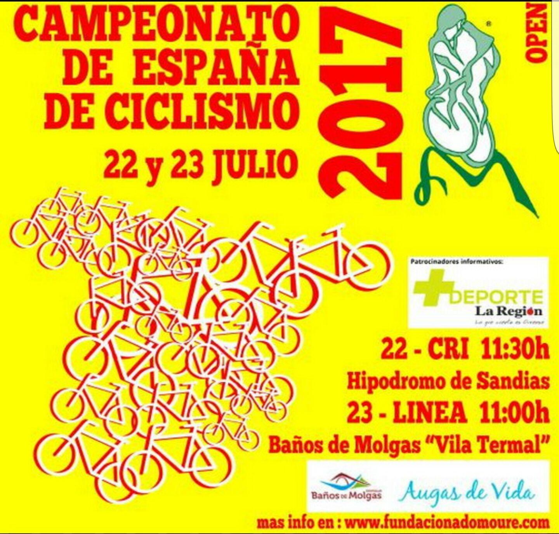 Campeonato de España Ciclismo