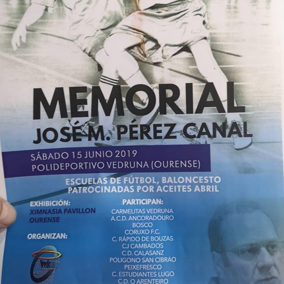 Memorial José M. Perez Canal