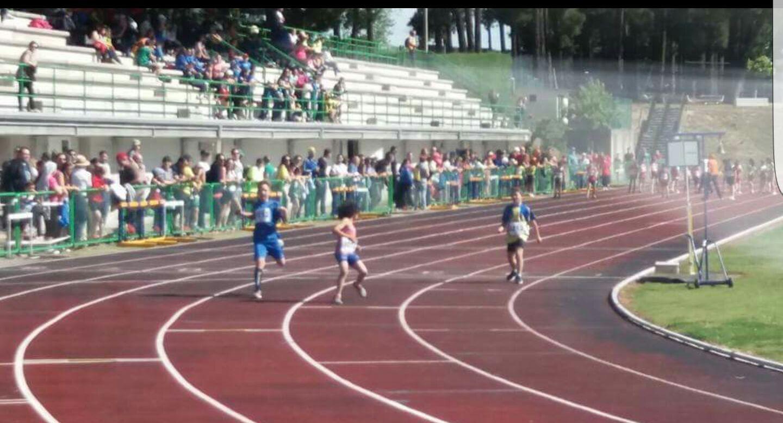 Campeonato escolar Atletismo