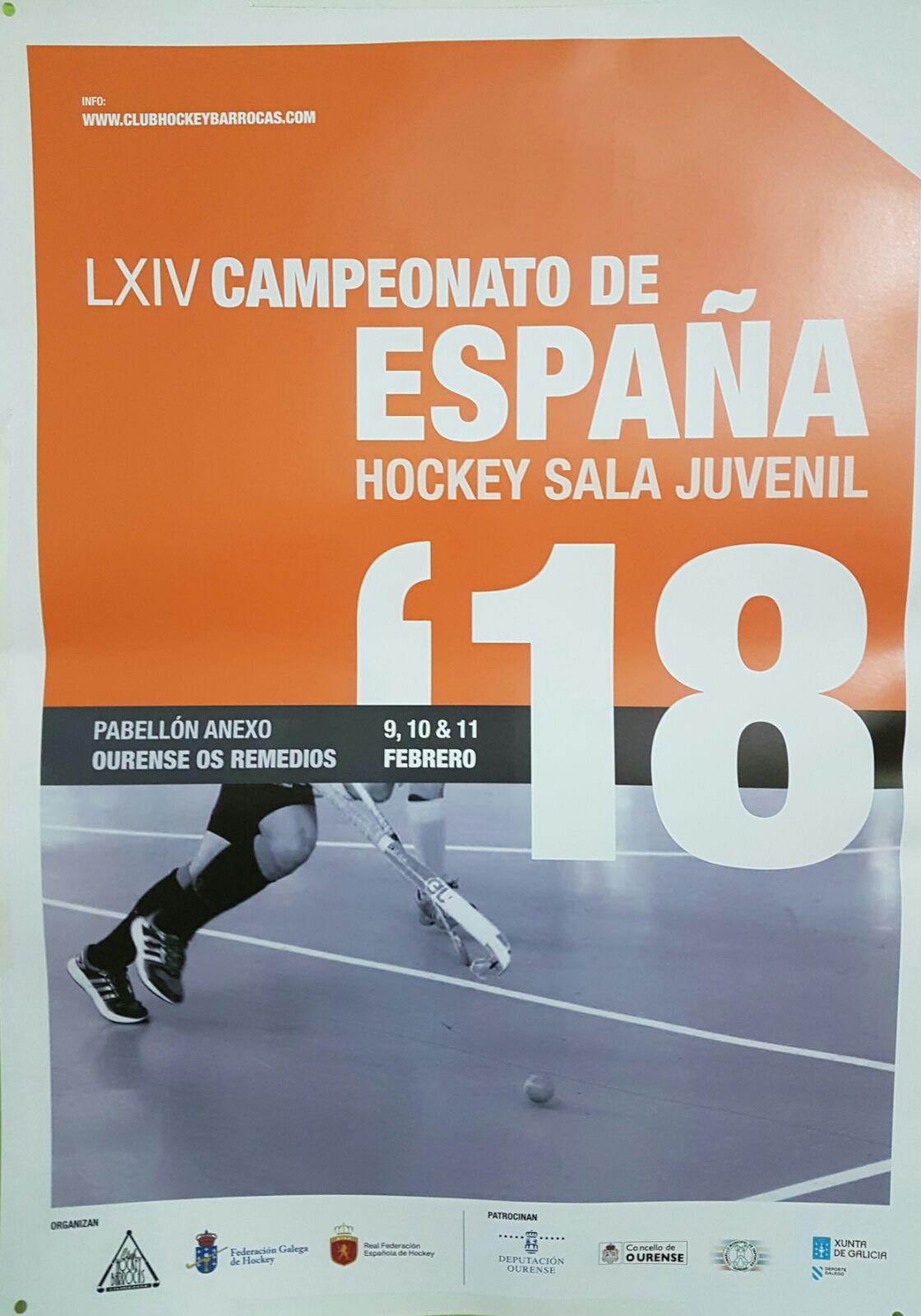 Campeonato de España Hockey