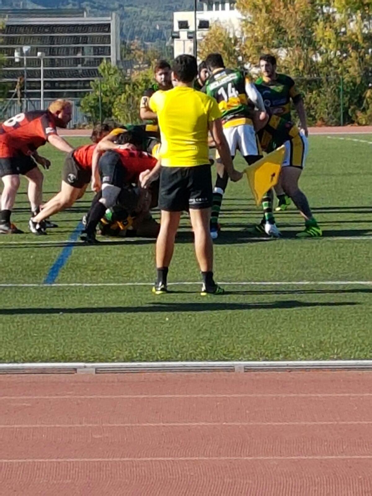 Partido Rugby