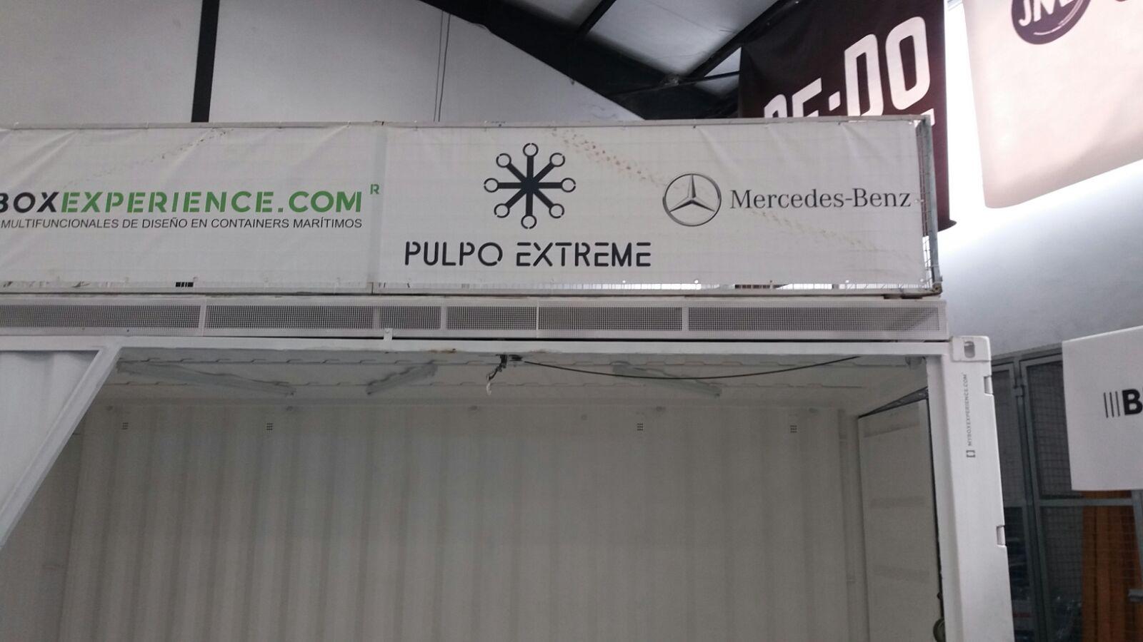 Pulpo Extreme
