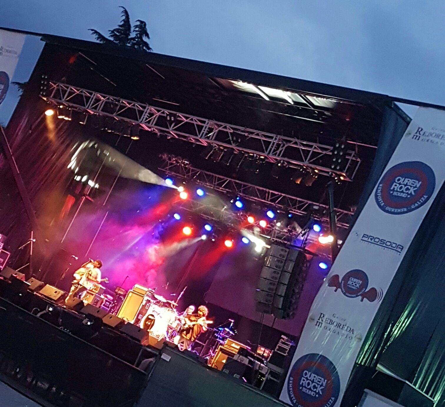 Festival de música Ouren Rock