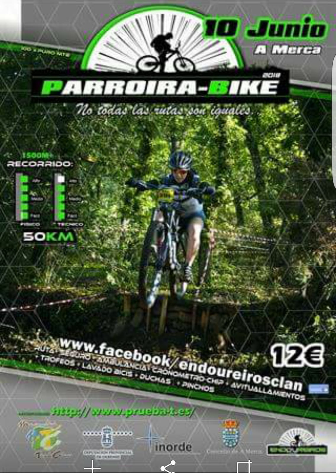 Parroira Bike