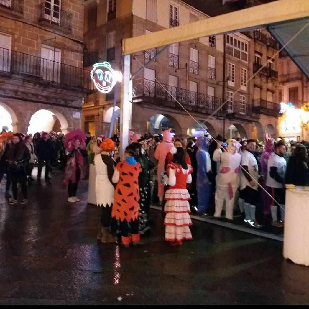 Carnaval Ourense