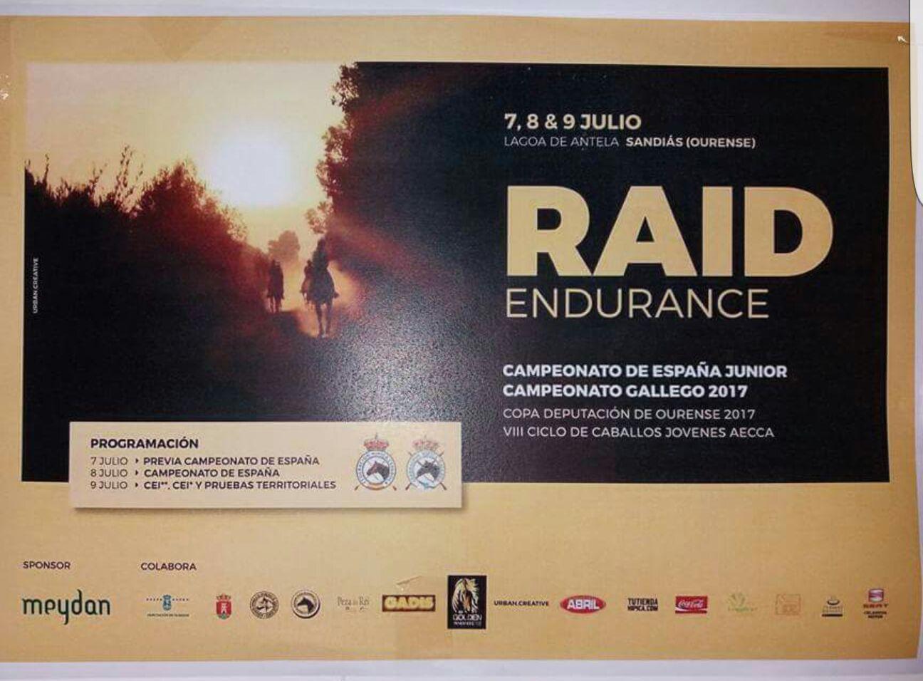RAID ENDURANCE