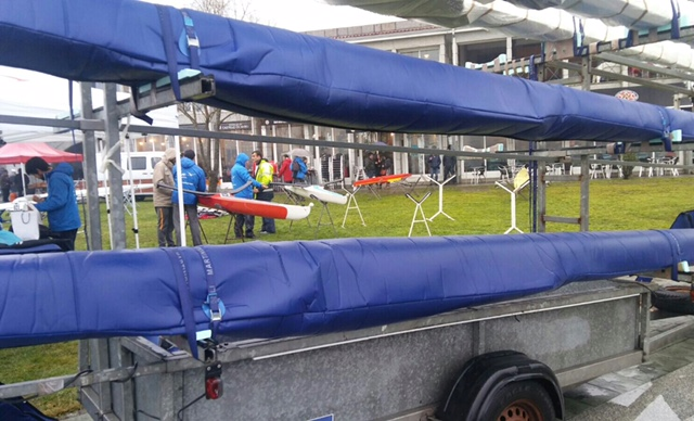 Campeonato de Remo Castrelo de Miño