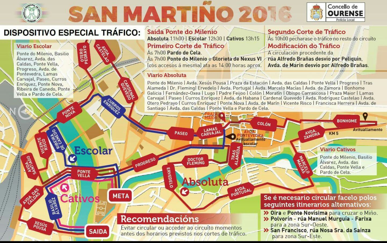 Carrera de San Martiño 2016