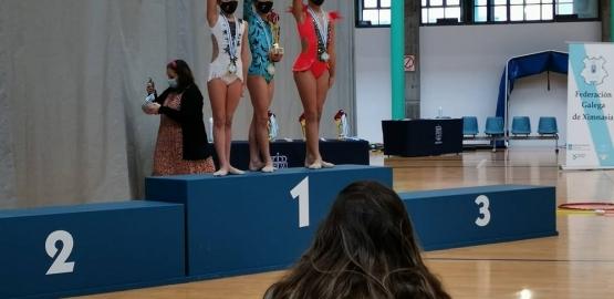 Campeonato de Clubes Gimnasia Rítmica