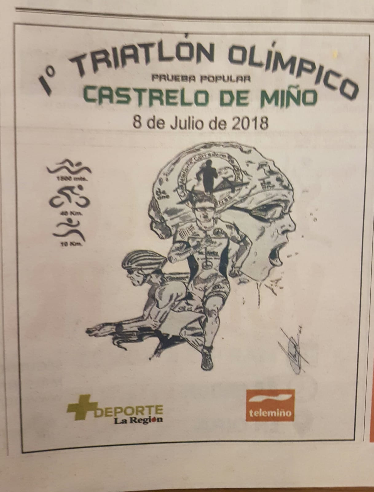 Triatlon Olímpico