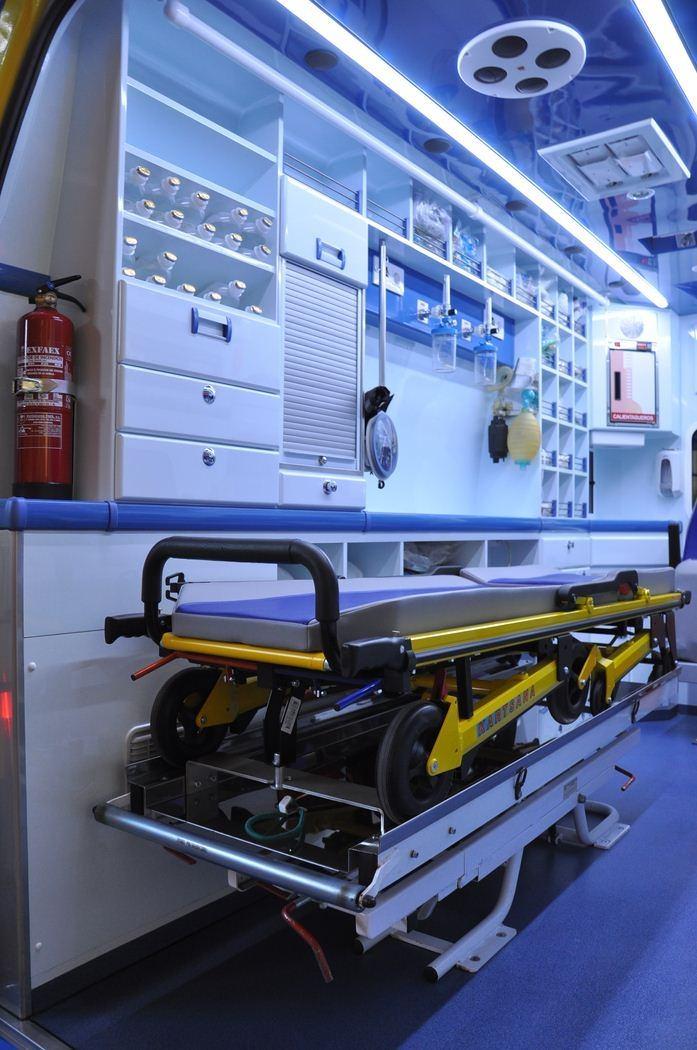 Servicios Sanitarios Traslado - Ambulancias Bande